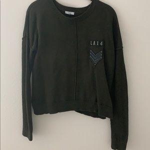 Green Rails sweater